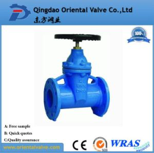 Cast Steel Gate Valve European Stock Nice Quality Ce, API, ISO, Dn40 pictures & photos