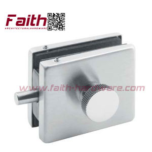 Satinless Steel Glass Door Patch Fitting (PAF. 205. SS) pictures & photos