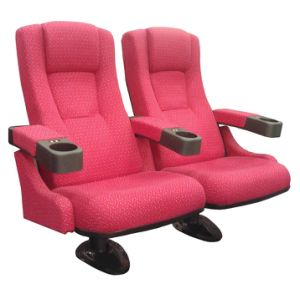 Cinema Seat Luxury Conference Seating Movietheater Auditorium Chair (S21E) pictures & photos