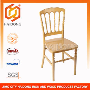 China Light Gold Acrylic Resin Napoleon Chairs pictures & photos