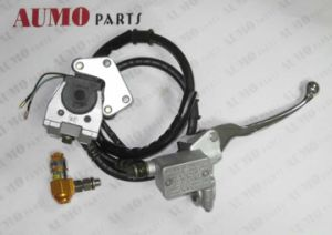 Motorcycle Parts Brake Caliper and Master Cylinder for Falcon150 Scooters pictures & photos