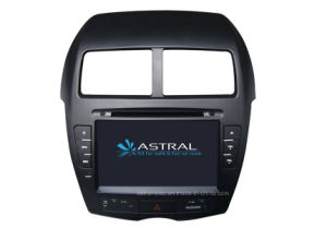 Radio Stereo GPS for Peugeot 4008, Car DVD Player with Canbus (AST-8024)