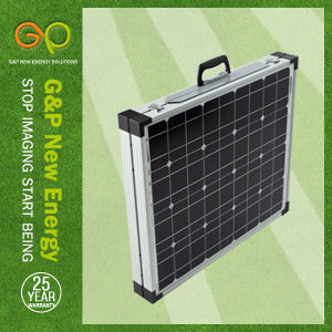 G&P Folding Solar Panel Mono Crystaline Silicon (gpm-2f-90W) , Solar Power, Solar Module pictures & photos