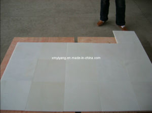 Polished White Marble Stone Tile for Flooring, Walling pictures & photos