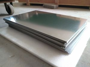 High Pruied Thickness0.05-50mm Tungsten Plate Tungsten Sheet on Sale pictures & photos
