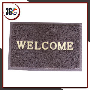 3G 2.3kg PVC Welcome Door Mat (3G-1E) pictures & photos