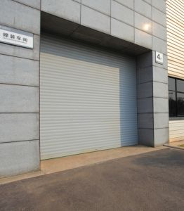 Automatic Industrial Door, Rolling Industrial Door pictures & photos