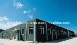 Portable Low Cost Factory Workshop Steel Building Prefabricated Workshop pictures & photos