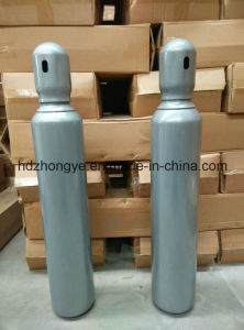 Empty 8L Nitrogen Cylinder N2 Steel Bottle for Hydraulic Breaker pictures & photos