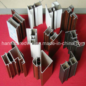 Supply Aluminium Profiles for Industry, Windows, Doors, Decoration Aluminum Profile pictures & photos