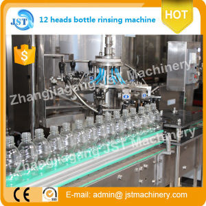 0-2000 Bph Linear Type Pet Bottle Mineral Water Making Machines pictures & photos