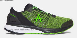 Men Gym Sports Shoes Flyknit Woven Upper (815-3676) pictures & photos