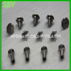 High-Precision Auto Parts Hardware for CNC Machining (P118)