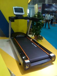 Walking Machine Body Building 3HP AC Commercial Treadmill for Wholesale pictures & photos