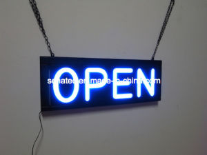 Open Sign LED, Look Like Neon, Changeable