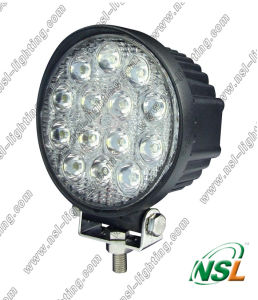 42W 4 Inch LED Work Light Excavator Working Lights pictures & photos