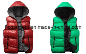 Outer Wear Men′s Winter Vest, Outdoor Jacket Sports Wear pictures & photos