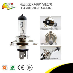 Focusing Superwhite Clear H4 Lamp for Auto pictures & photos