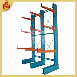 Heavy Duty Adjustable Warehouse Storage Cantilever Rack pictures & photos