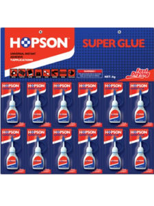 6g*12PCS/Card Plastic Bottle Super Glue pictures & photos