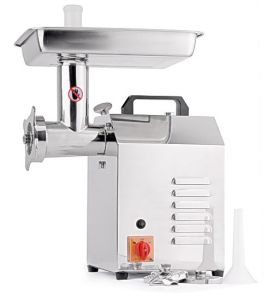 12 Inch Semi Automatic Meat Slicer
