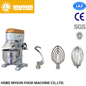 3 Motor Speed Stainless Steel Spiral Cake Mixer