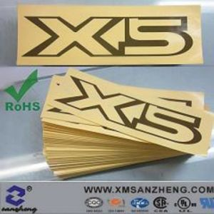Customized Self Adhesive Sticker with Transfer Film (SZ14014) pictures & photos