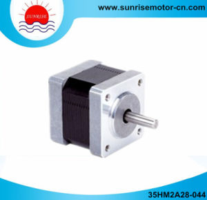 NEMA14 9n. Cm 0.36A 0.9 Degress 2-Phase Stepper Motor pictures & photos