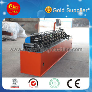 New Type C Shaped Steel Purlin Roll Forming Machine pictures & photos