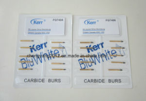 Original Kerr Dental Tungsten Carbide Burs pictures & photos