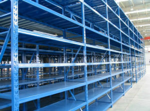Medium Duty Movable Steel Storage Rack (JW-CN1410524) pictures & photos