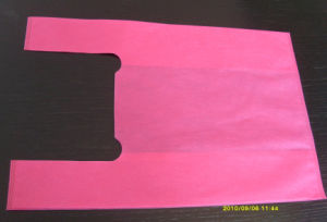 St Manual Nonwoven Bag Maker pictures & photos