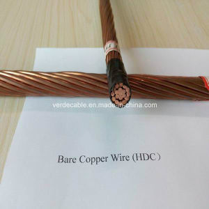 Earth Cable Copper Wire for Powe Project pictures & photos