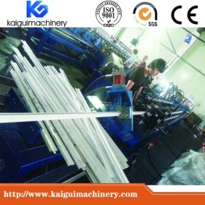 T Bar Forming Machine From Real Factory pictures & photos