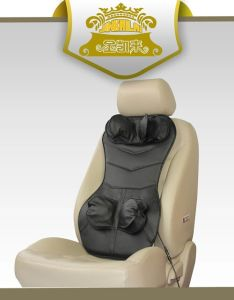 CE & RoHS Approved Air Pressure Back and Neck Massage Cushion