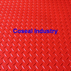 Anti Slip Diamond PVC Sheet Rubber Sheet Rubber Mat pictures & photos