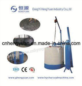 Good Quality Hardwood Sawdust Briquette Charcoal Furnace pictures & photos