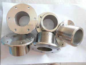 Stainless Steel Pipe Fittings DIN2999 Flange From Casting pictures & photos