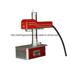 Small Size End Pump Mini Laser Marking Machine pictures & photos
