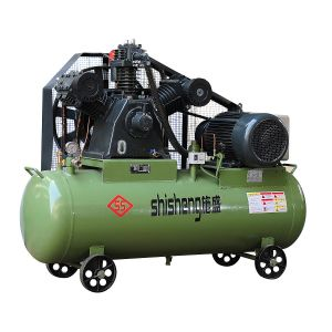 Brand New 30bar High Pressure Piston Reciprocating Air Compressor with Air Receiver