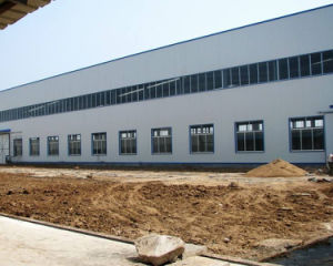 Steel Structure Workshop in Construction Field with Installation pictures & photos