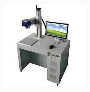 Fast Marking Speed Fiber Laser  Marking  Machine pictures & photos