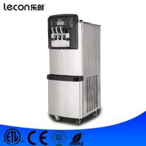 Commercial Air Pump Ice Cream Machine Soft Serve pictures & photos