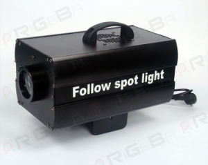 Beautiful Color LED Follow Spotlight pictures & photos