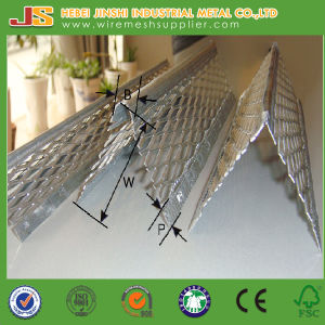 Ce Certificate 45*45mm Wall Protection Corner Guards, Metal Angle Bead pictures & photos