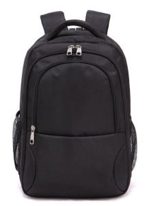 Contrast Laptop Bag Backpack Black Bags (SB6650) pictures & photos