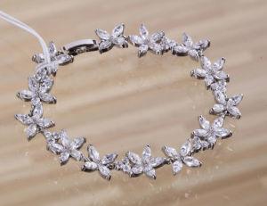 Imitation Jewellery Bracelet with CZ Stones pictures & photos