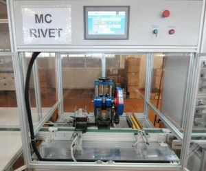 MCB / RCCB Automatic Riveting Machine pictures & photos