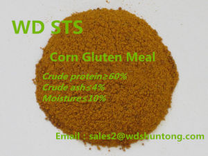 Corn Gluten Meal for Fodder with Competitive Price pictures & photos
