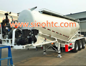 Hot Sale Chinese Cement/Powder Trailer pictures & photos